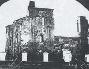 Розвалини храму св.Василія в м.Овруч