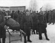 Похорон майора кавалерії Івана Файнора