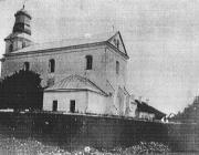 Овруцький костьол 18 ст. 1909 р.