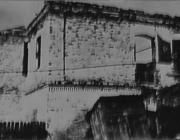 Будинок швейного цеху у після визволення Овруча 1943 р.