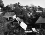 Вид на Овруч у 1988 році