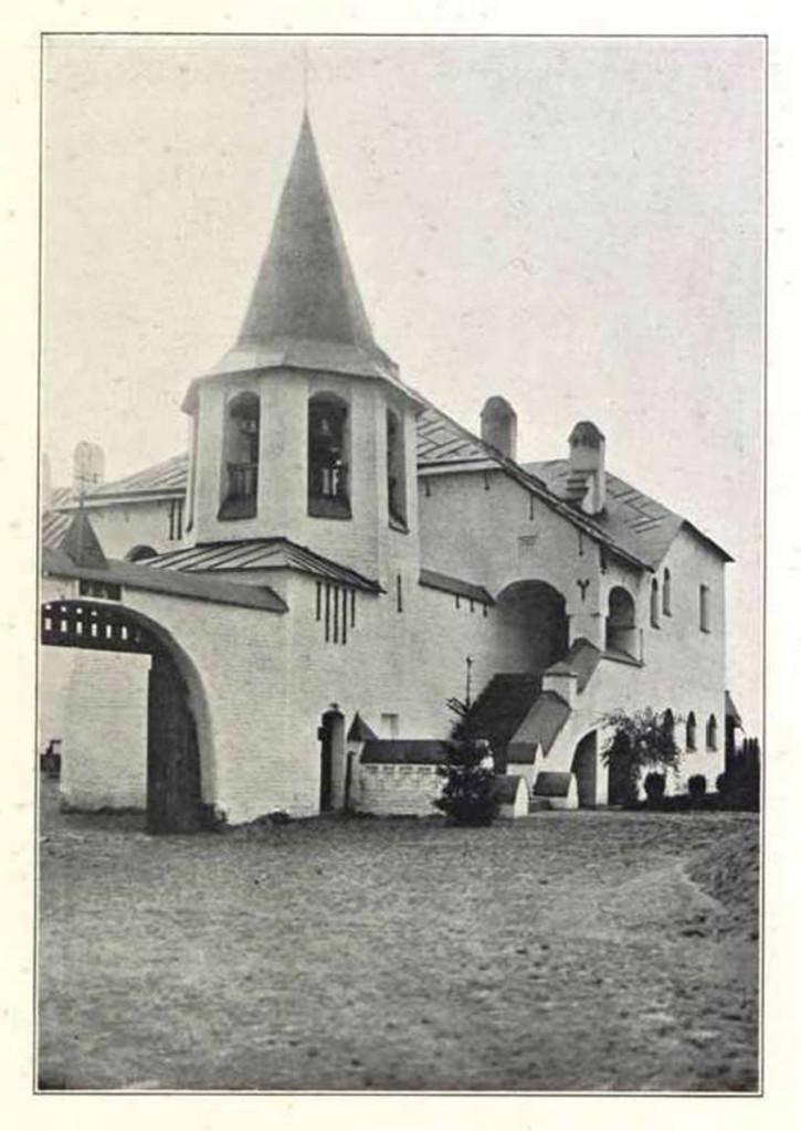Овруч. Васильевский женский монастырь.