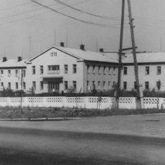 Овруцька лікарня 1971 р.