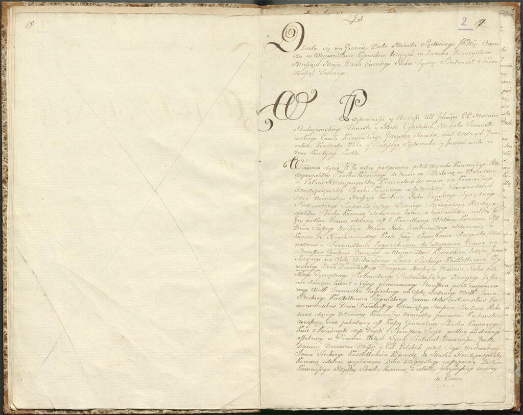 Опис овруцького староства 1773 року
